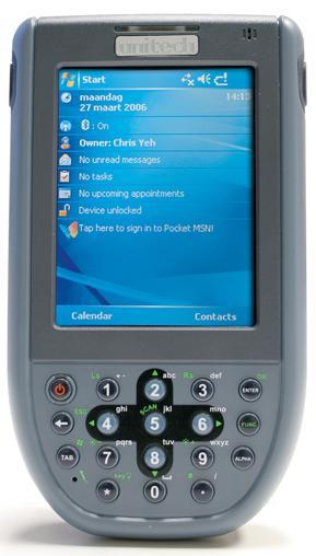 Unitech PA600